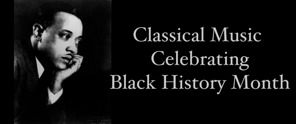 classical music for black history month