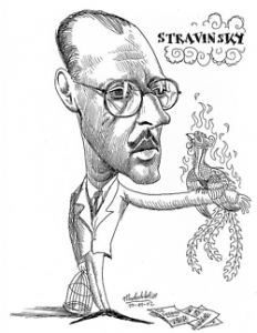 stravinsky cartoon